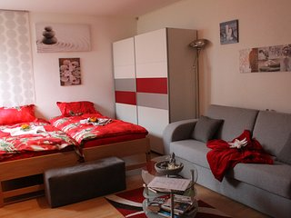 Studio de vacances Chez Moumie, les carlins jacuzzi