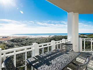 Breathtaking Panoramic Views * Balconies 3 sides * Watersound Direct Beachfront