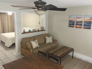 Kona Shores, Ali'i drive 1 bedroom Condo sleeps 4