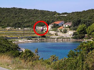 One bedroom house Cove Parja bay - Parja (Vis) (K-8903)