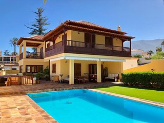 Luxury Private Villa Limonero - Piscina, BBQ, central... Puerto de la Cruz