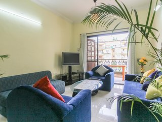 3 BHK Spacious Apartment with Swimming Pool in Calangute
