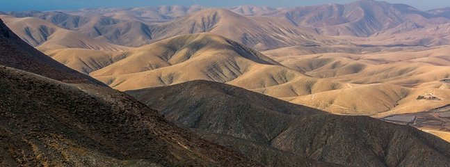 Montañas La Pared- Pájara