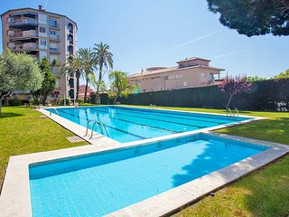 3 bedroom Apartment in Calella, Catalonia, Spain : ref 5519578