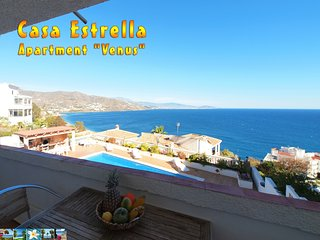 Casa Estrella *** Venus *** Beach View Apartment