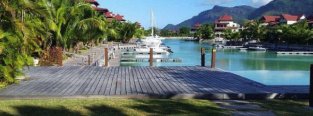 Boat berth included