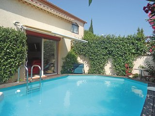 2 bedroom Villa in Villeneuve les beziers, Occitania, France : ref 5565643