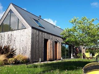 Maison contemporaine au ceour de la presqu'ile de Saint-Cast