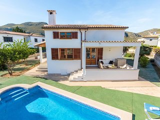 2 bedroom Chalet in Port de Pollença, Balearic Islands, Spain : ref 5479454