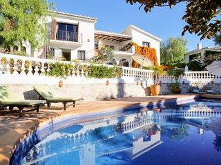 4 bedroom Villa in Mijas, Andalusia, Spain : ref 5580116
