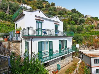 3 bedroom Villa in Conca dei Marini, Campania, Italy : ref 5519958