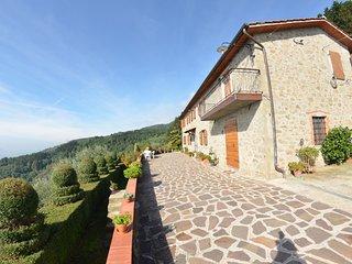 4 bedroom Villa in Petrognano, Tuscany, Italy : ref 5398593