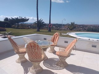 Luxury Villa in Playa del Ingles with panoramic view