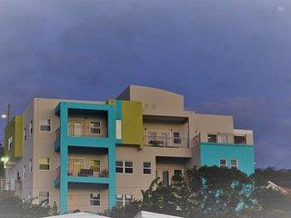 La Vue de Basseterre (Apartment)