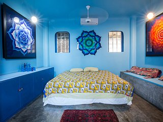 LOVE ROOM - habitacion privada en Casa Love Sayulita