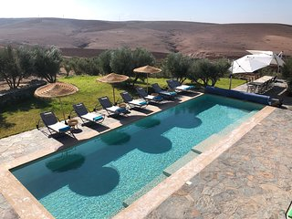 Dar Fatina, Villa d'Architecte aux portes du Désert d'Agafay - Marrakech