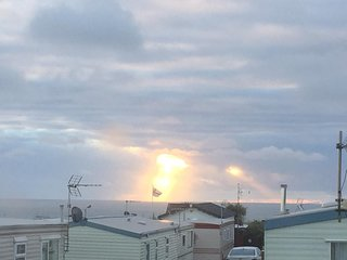 SunRise Caravan, SEAVIEW Great Sunrises,  Golf, Cromer/Trimingham/NORTH Norfolk