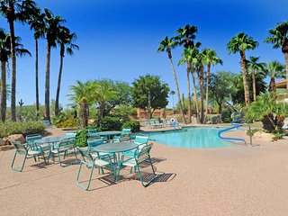 Vacation in beautiful Fountain Hills, AZ