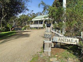 Tasmania, Bruny Island Waterfront Holiday Rental