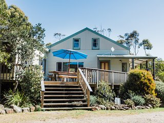 Bruny Island Family Friendly Holiday Rental