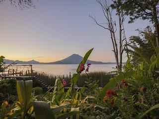 Panoramic Lake Views