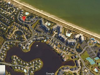 Desiger Furnishings Compass Point House Litchfield by the Sea Pawleys Island