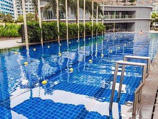 Azure Paris Hilton Beach Resort - Rio West (City View)