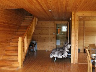 THE WOODEN HOMESTAY: Room 6
