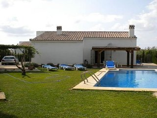 Chalet Unifamilar con piscina privada en Conil
