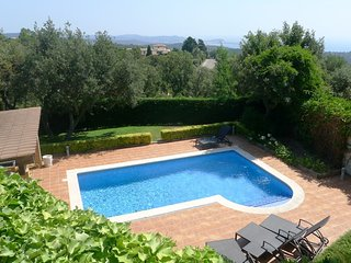 Villa in Platja d Aro Mas Nou, Seaviews, Pool 10 Guests