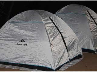 Sangam Homestay (2 seat Tent ) # 4