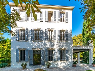 5 bedroom Villa in Grand Saint-Jean, Provence-Alpes-Côte d'Azur, France : ref 55