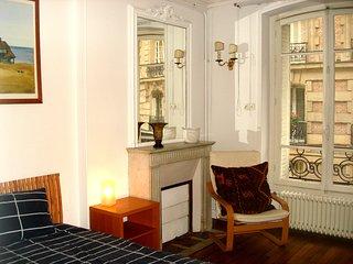 La Fourche apartment. Two bedrooms apartment near Montmartre. Wifi.