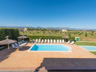 16 bedroom Villa in Sencelles, Balearic Islands, Spain : ref 5580771