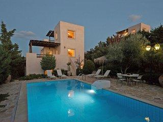 3 bedroom Villa in Lístaros, Crete, Greece - 5580746