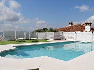 4 bedroom Villa in La Cala De Mijas, Andalusia, Spain : ref 5580780