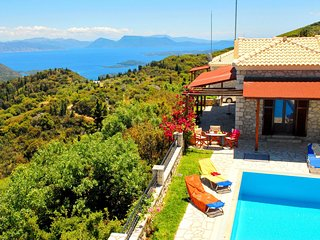 2 bedroom Villa in Vafkeri, Ionian Islands, Greece : ref 5580439