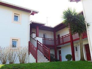 2 bedroom Apartment in Bidart, Nouvelle-Aquitaine, France : ref 5581195