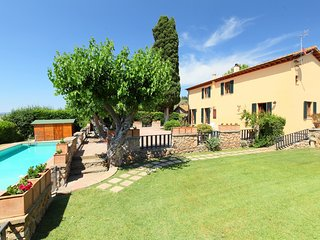 4 bedroom Villa in Marsiliana, Tuscany, Italy : ref 5580420