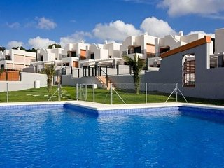 3 bedroom Villa in Cala Tarida, Balearic Islands, Spain : ref 5581622