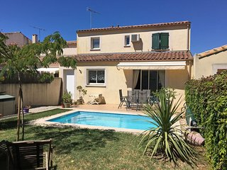 2 bedroom Villa in Aigues-Mortes, Occitania, France : ref 5580706