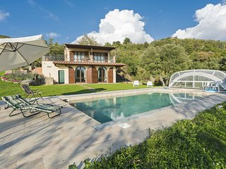 3 bedroom Villa in Le Coste, Tuscany, Italy : ref 5580840