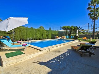 3 bedroom Villa in Sencelles, Balearic Islands, Spain : ref 5581043