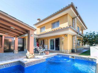 4 bedroom Villa in Sant Antoni de Calonge, Catalonia, Spain : ref 5580782