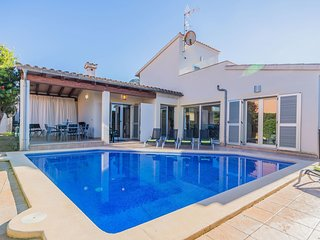 4 bedroom Villa in es Mal Pas, Balearic Islands, Spain : ref 5580915