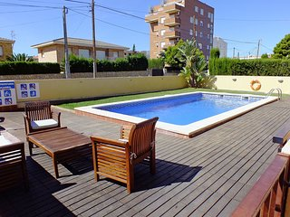 2 bedroom Apartment in Miami Platja, Catalonia, Spain : ref 5581056