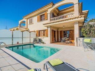 4 bedroom Apartment in Alcanada, Balearic Islands, Spain : ref 5580911