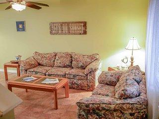 Robins House 2 bedroom 1.5 bath Townhouse in Gulf Highland Beach Resort