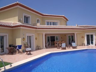 4 bedroom Villa in Benitachell, Valencia, Spain : ref 5581075