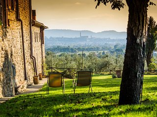 3 bedroom Apartment in Antria, Tuscany, Italy : ref 5580902